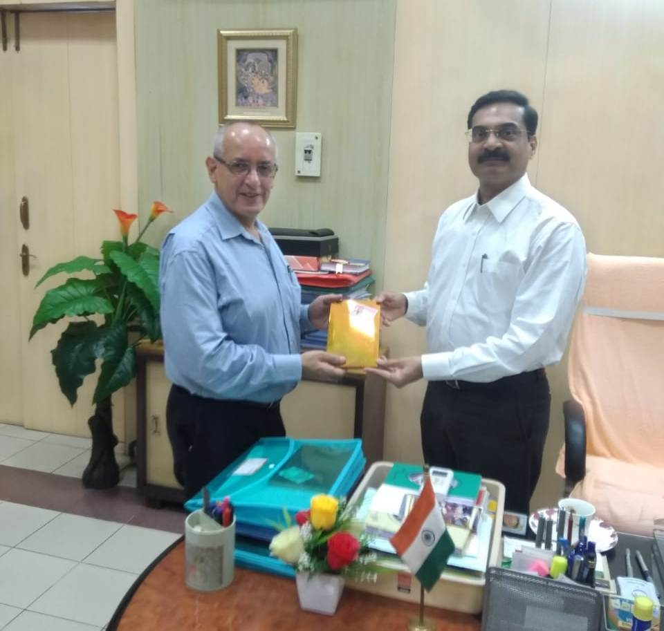 Mr. Francisco Marmolejo, Lead Tertiary Education Specialist of the World Bank, visited Directorate of Technical Education, Mumbai on 10th Oct 2019.